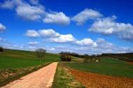 法国勃艮第田园风景图片(13张)