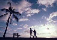夏威夷的黄昏美景图片(28张)