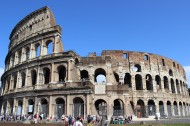 古老的罗马斗兽场图片(13张)