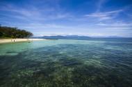 澳大利亚凯恩斯大堡礁绿岛风景图片(8张)