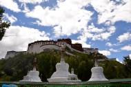 西藏布达拉宫风景图片(11张)