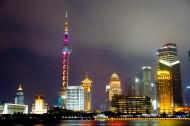 上海外滩夜景图片(6张)