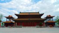 陕西凤县消灾寺风景图片(11张)
