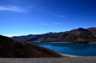 西藏羊卓雍错风景图片(12张)