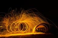 火树银花的光圈夜景图片(10张)