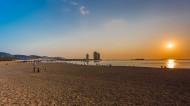 海南三亚湾风景图片(9张)