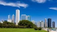 美国芝加哥城市风景图片(15张)