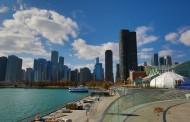 美国芝加哥海军码头风景图片(20张)