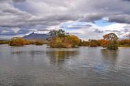 日本大沼国定公园风景图片(12张)
