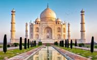 印度泰姬陵图片(10张)