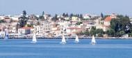 希腊爱琴海风景图片(16张)