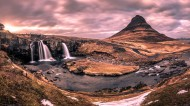 冰岛共和国草帽山图片(11张)