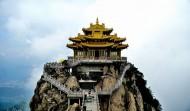 河南洛阳老君山风景图片(8张)