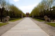 北京明十三陵石雕群图片(24张)