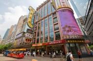 上海南京路商业街图片(25张)