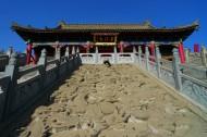 陕西西安香积寺风景图片(11张)