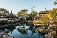 江苏苏州网师园风景图片(10张)