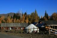 新疆阿勒泰白哈巴风景图片(9张)