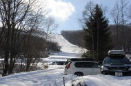 日本长野县志贺高原滑雪场风景图片(11张)