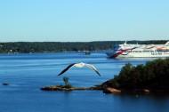 波罗的海芬兰湾风景图片(20张)