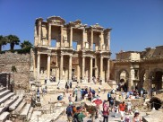 土耳其古城艾菲索斯图片(22张)