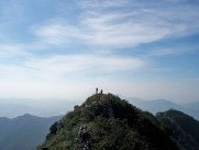 广东深圳排牙山风景图片(16张)