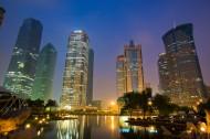 上海浦东夜景图片(8张)
