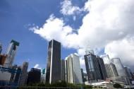 香港国际金融中心图片(16张)