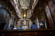 德国阿萨姆教堂风景图片(13张)
