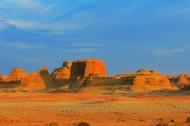 新疆乌尔禾魔鬼城风景图片(8张)