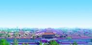 北京故宫全景图片(15张)
