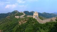 北京八达岭长城风景图片(15张)