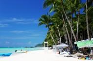 菲律宾长滩风景图片(10张)