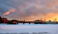 芬兰的雪图片(17张)