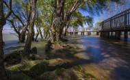 云南昆明捞鱼河湿地公园风景图片(21张)