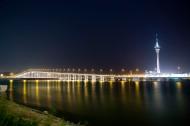 澳门澳凼大桥图片(3张)