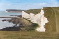 英国多佛白崖风景图片(9张)