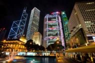 香港夜景图片(21张)