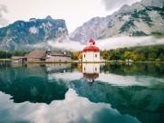 德国国王湖图片(13张)
