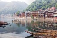 湖南湘西凤凰古城风景图片(8张)