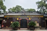 四川新都佛教圣地宝光寺风景图片(11张)
