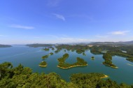 浙江杭州千岛湖风景图片(12张)