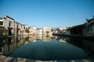 安徽黄山宏村风景图片(11张)