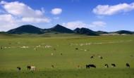 内蒙古乌兰布统草原风景图片(12张)