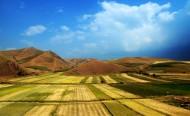 内蒙古克什克腾早秋风景图片(9张)
