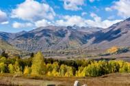 新疆禾木风景图片(12张)