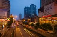 四川成都春熙路商业街图片(13张)