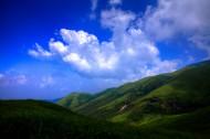 江西武功山风景图片(14张)