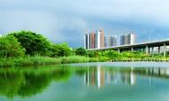 广东湛江中澳友谊花园风景图片(10张)