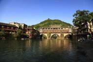 湖南凤凰古城风景图片(19张)